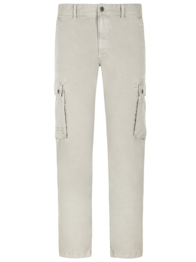 Stylish cargo trousers with stretch v REED
