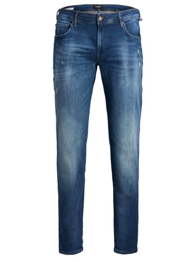 Jeans with used effect, Glenn v BLUE