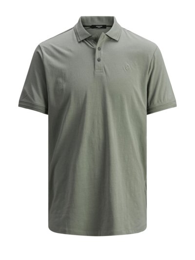 Polo shirt with stretch v REED