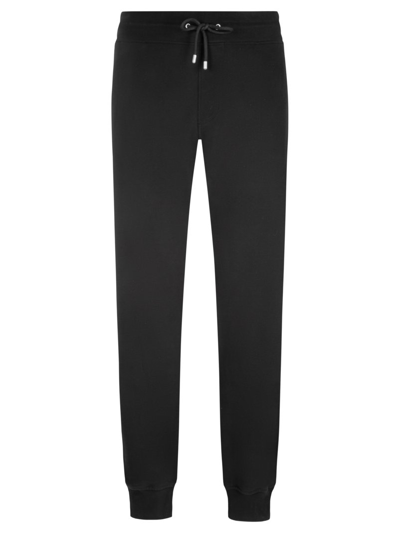 Belstaff Stylish sweatpants BLACK in plus size