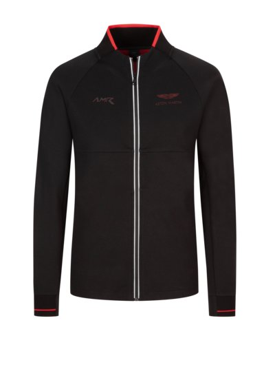 Sweatjacket, Aston Martin Collection v BLACK