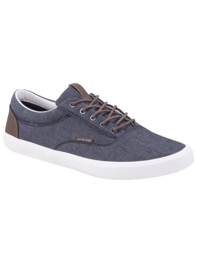 Leichter Sneaker im Denim-Look in BLAU
