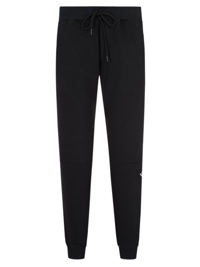 Stylish sweatpants v BLACK