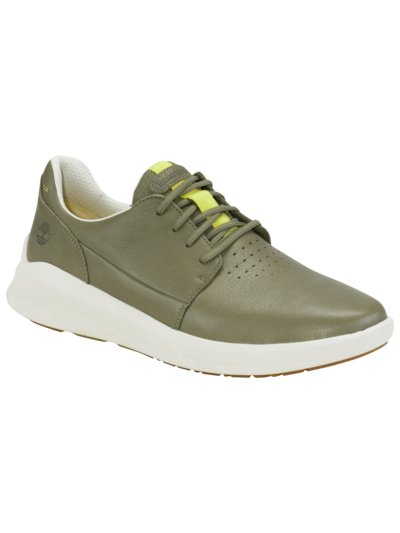 Sneakers with GreenStride sole v OLIVE-