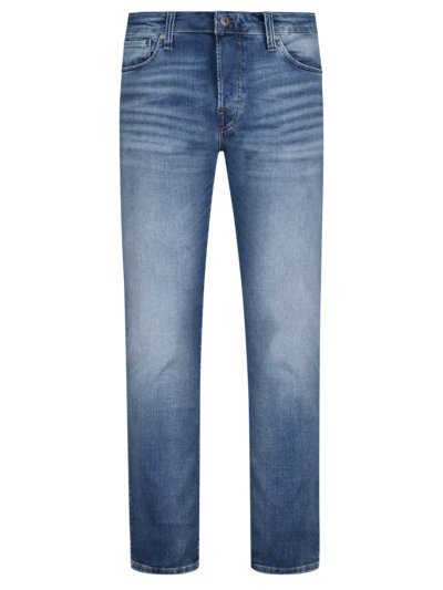 Jeans mit Super-Stretch, Tim in HELLBLAU