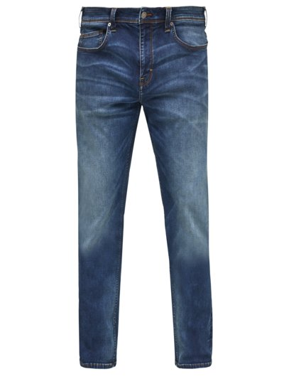 Modische Jeans mit 'Hyperstretch' in BLAU