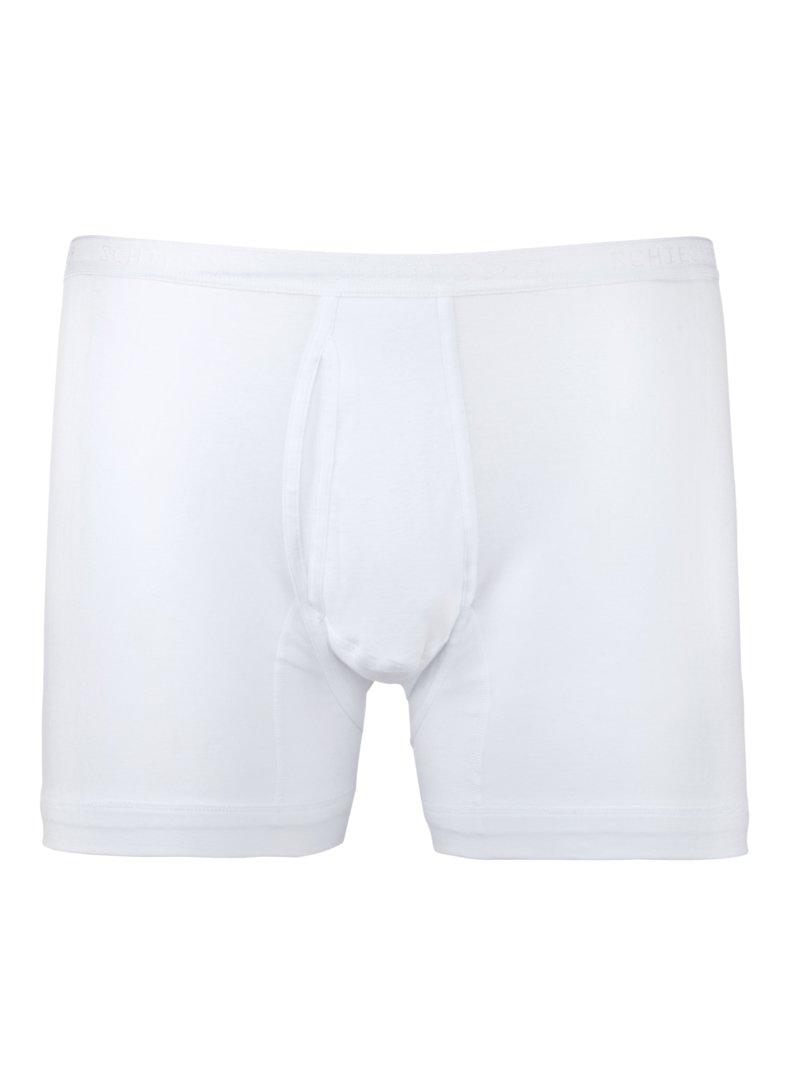 Übergröße : Schiesser, Feinripp-Unterhose in We...