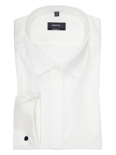 Dress shirt with wing collar v OFF WHITE