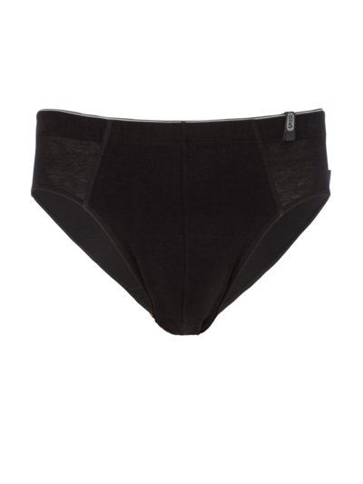 Microfibre briefs v BLACK