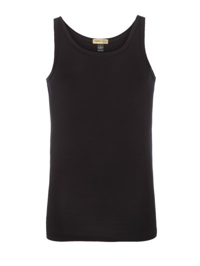 Tank-Top in SCHWARZ