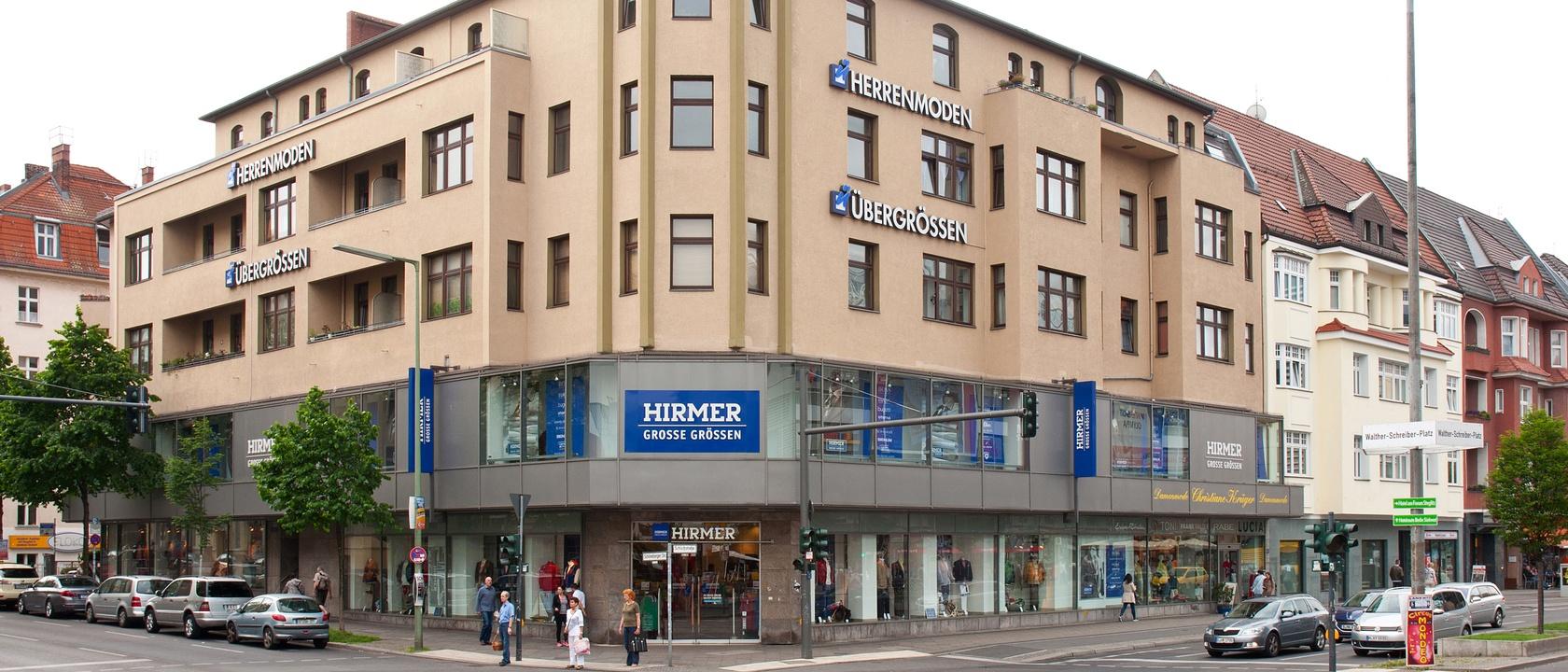 Herrenmode in Übergrößen in Berlin | Hirmer GROSSE GRÖSSEN