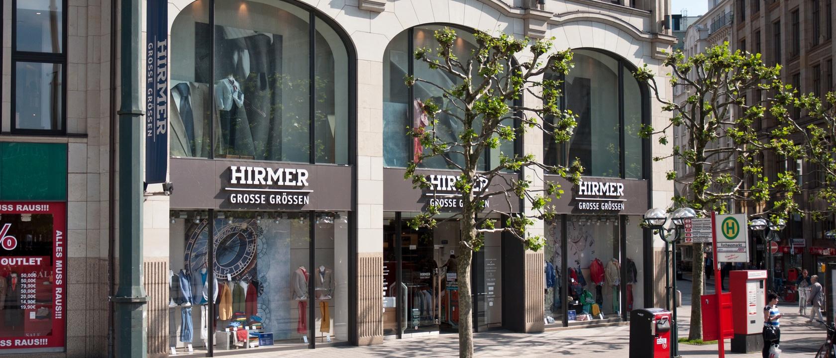 9b245aa7b Men's plus size fashion in Hamburg | Hirmer BIG & TALL