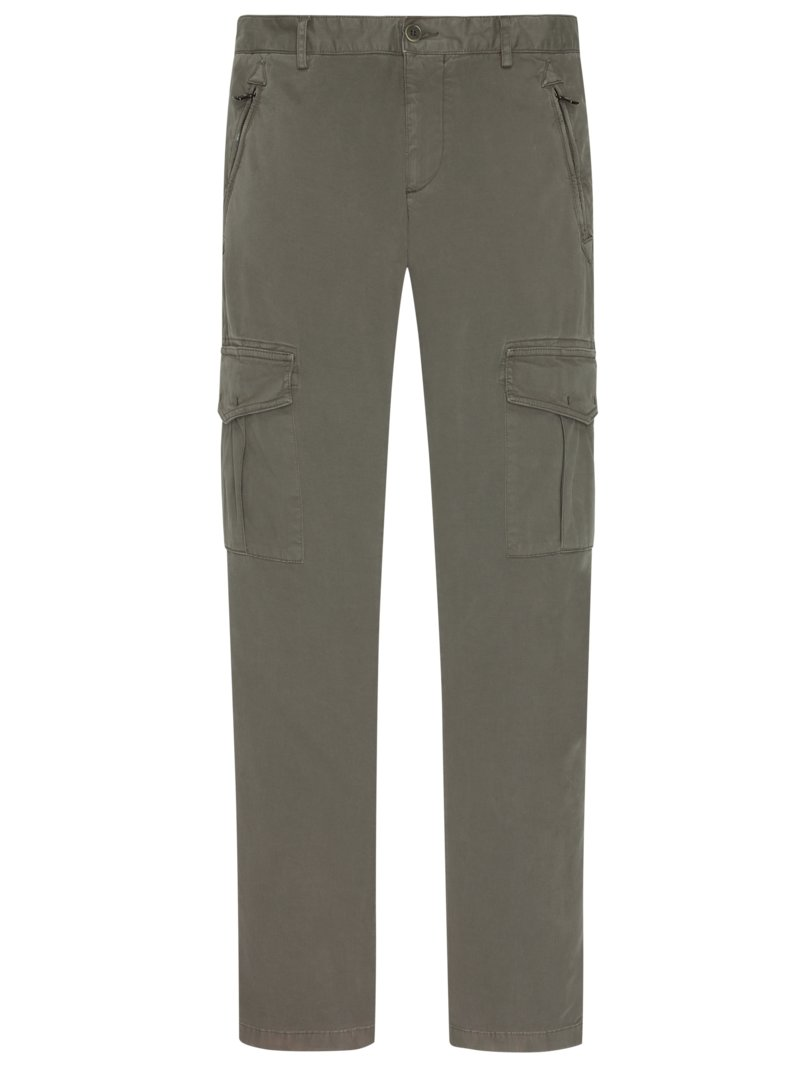 Modische Cargopants in KHAKI