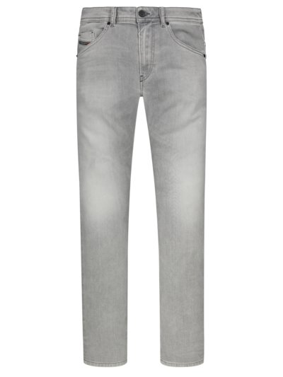 Modische Used-Jeans, Thommer, Slim-Skinny in GRAU