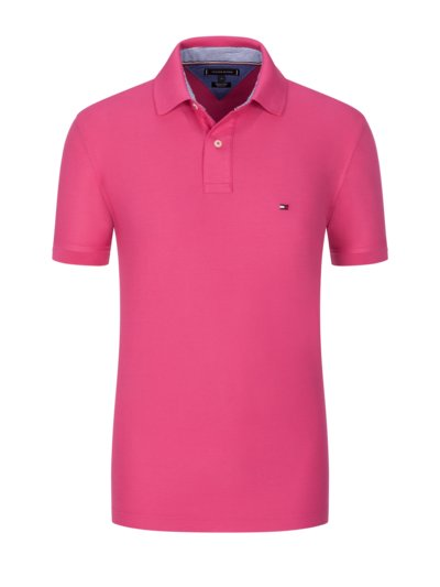Poloshirt in Premium Piqué Qualität, Regular Fit in ROYAL
