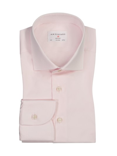 Businesshemd, Slim Fit in ROSE