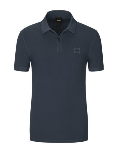 Poloshirt, Slim Fit, Prime in MARINE