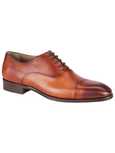 Businessschuh, Oxford in COGNAC