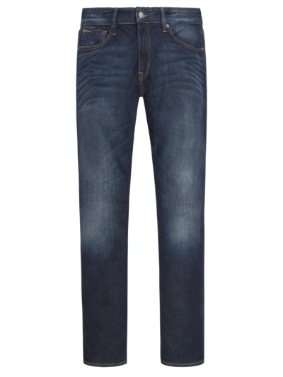 Denim-Jeans, Scanton, Slim Fit in BLAU