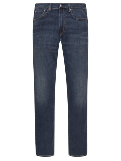 5-Pocket Jeans, 502, Tapered Fit, mit Thermadapt in BLAU