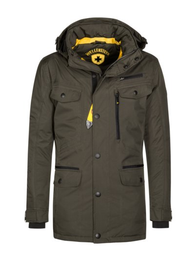 Fieldjacke, Chester Winter in OLIV
