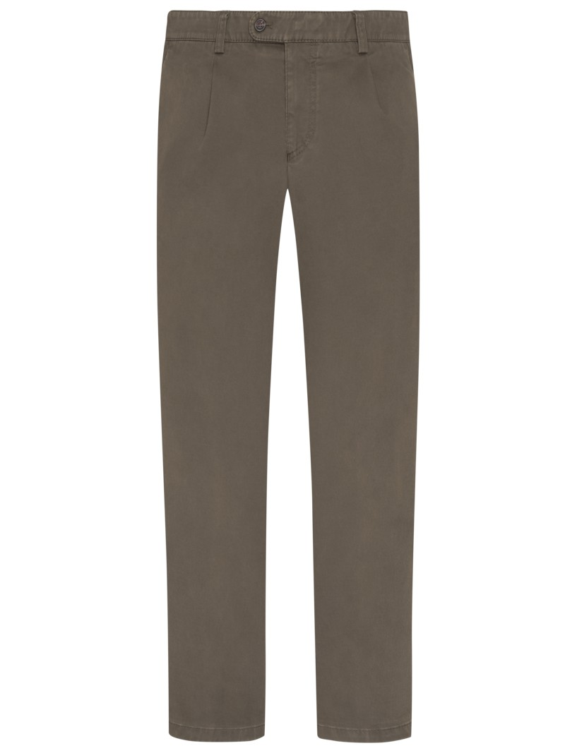 5-Pocket-Hose, Luke in BEIGE