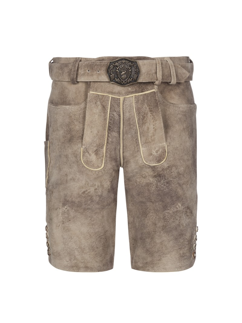 Lederhose, Brunn in BEIGE