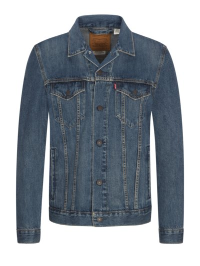 Jeansjacke, Trucker in BLAU