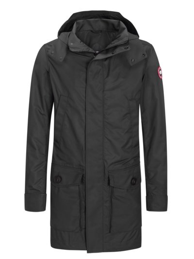 Windbreaker-Parka mit Dura-Force in MARINE