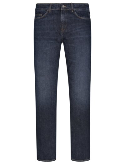 Jeans mit Stretchanteil, Slim Fit in DENIM