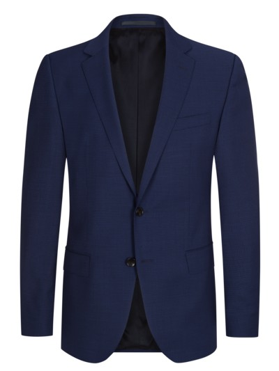 Baukasten-Sakko, Huge6, Slim Fit in ROYAL