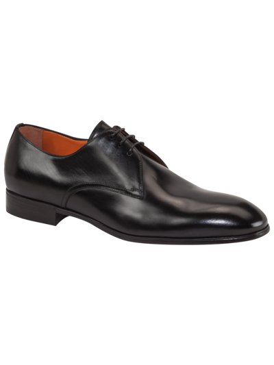 Businessschuh, Derby in SCHWARZ
