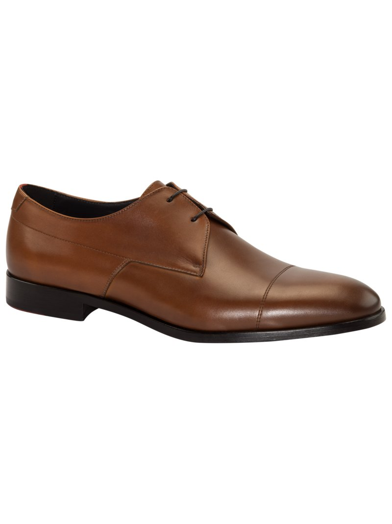 Businessschuh, Derby in COGNAC