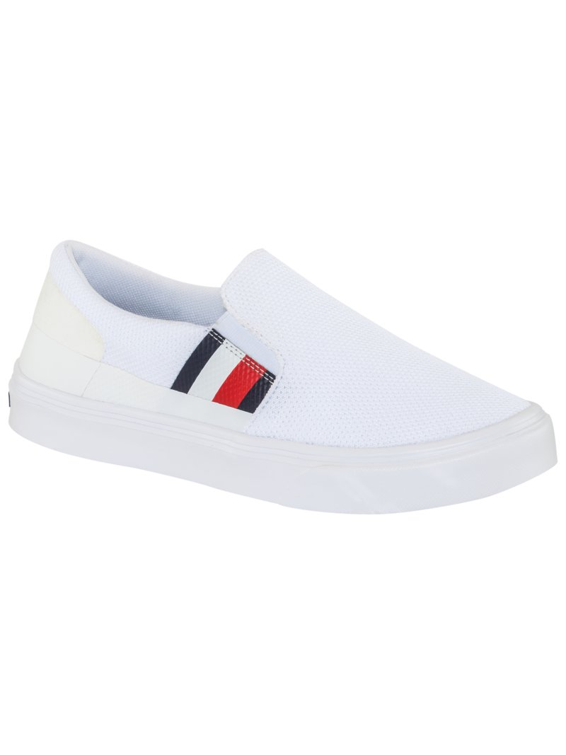 Slip on Sneaker in WEISS