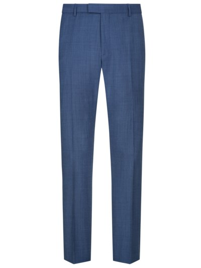 Baukasten-Anzug-Hose, Mercer, Slim Fit in ROYAL