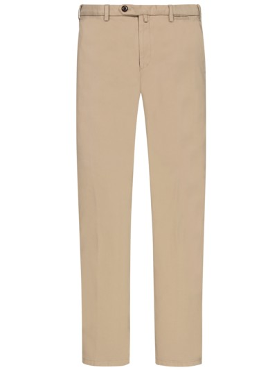 Chino mit Stretchanteil, Dean in BEIGE