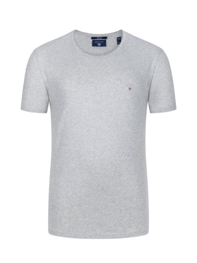 T-Shirt, Regular Fit in GRAU