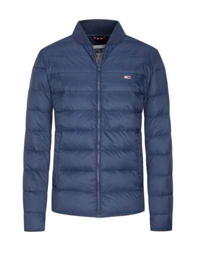 Stepp-Blouson in BLAU