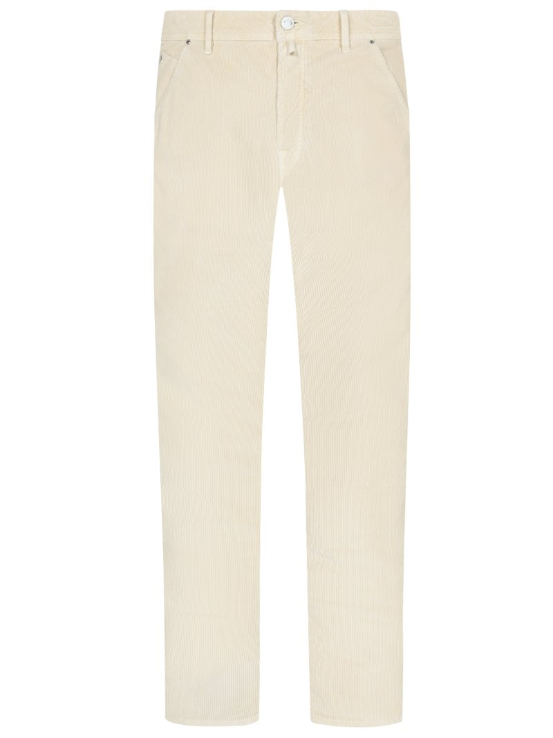 Cordhose, Comfort Fit, J613 in OFFWHITE