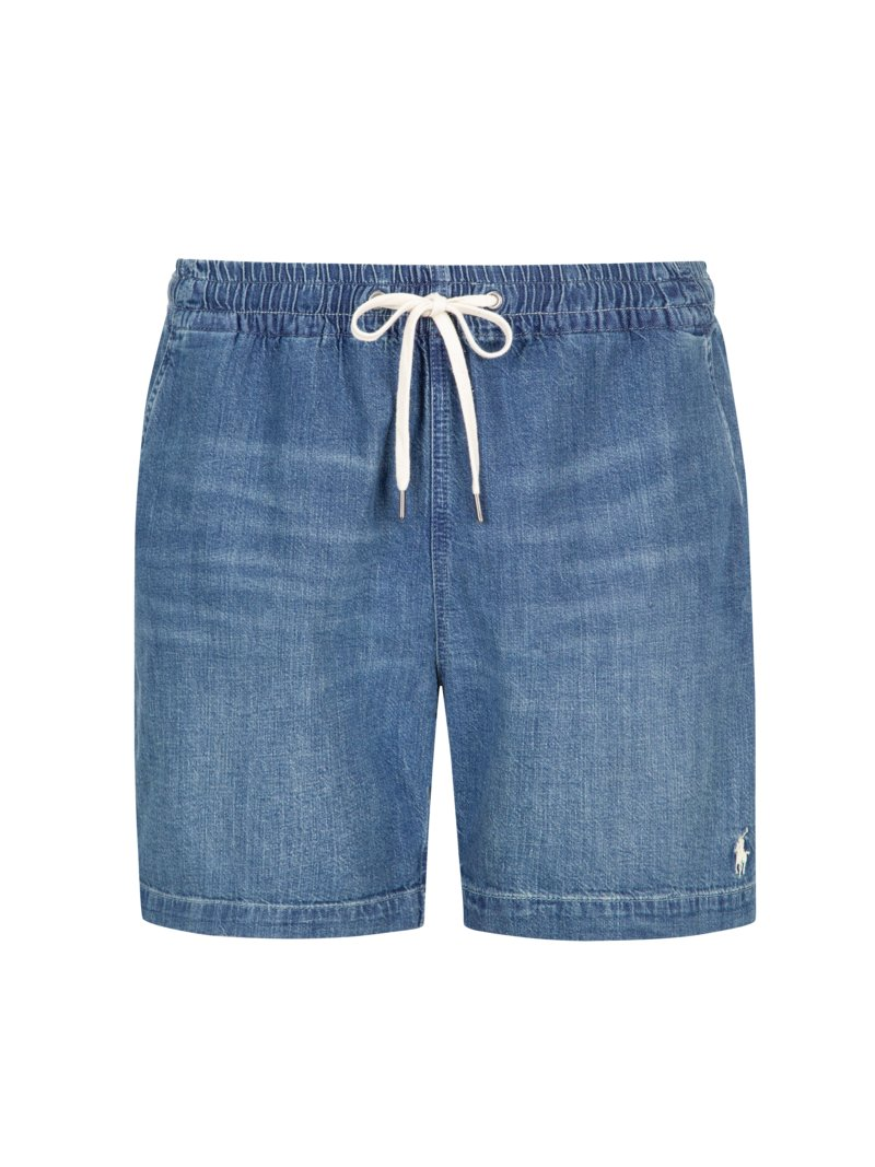 Super leichte Denim Short in DENIM