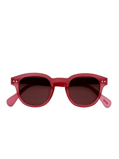 Sonnenbrille, Form C in ROT