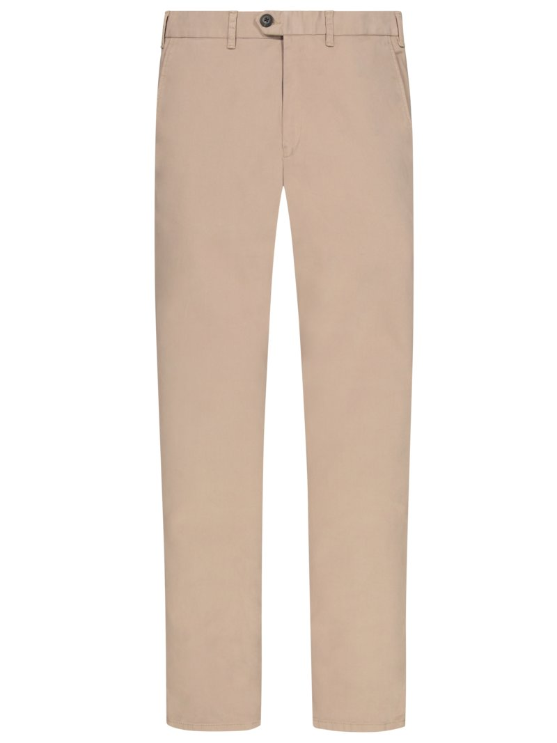 Chino, Jasper, Shaped Fit in BEIGE
