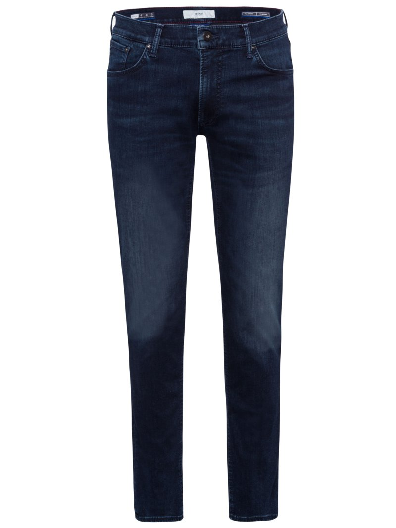 5-Pocket Jeans in Hi-Flex Qualität, Chuck, Slim Fit in BLAU