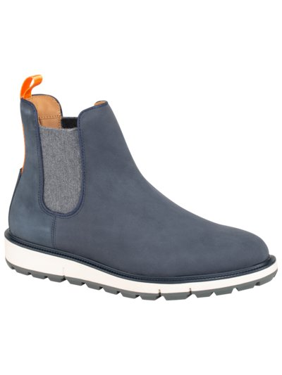 Modischer Chelsea Boot in BLAU