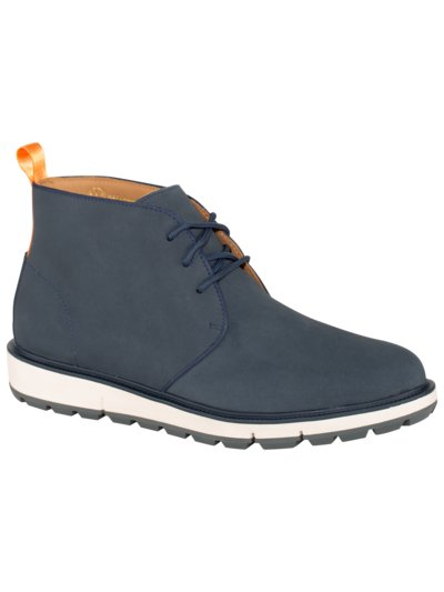 Chukka-Boot, wasserdicht in BLAU