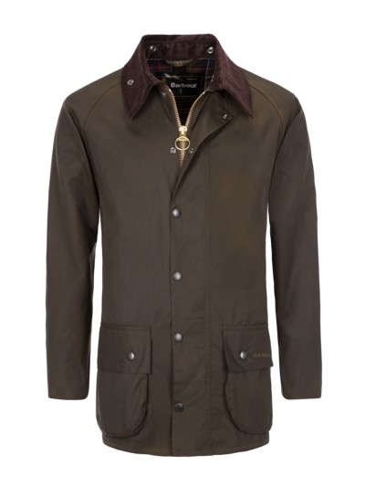 Beaufort Wachsjacke in OLIV