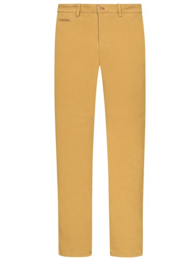 Chino Hi-Flex, Fabio, Modern Fit in BEIGE