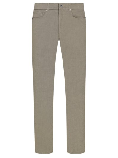 5-Pocket-Hose, HiFlex, Chuck, Modern Fit in BEIGE