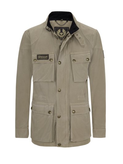 Fieldjacket in Vintage-Optik in BEIGE