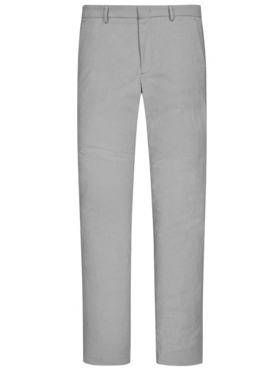 Chino, Slim Fit in HELLGRAU